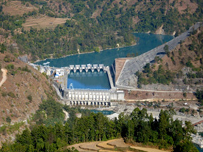 Andhikhola Hydel & Rural Electrification Project (5.1 MW)
