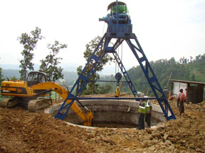 Andhikhola Hydropower Project (Upgrading 5.1 to 9.4 MW)