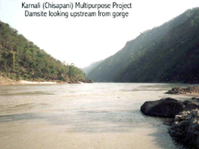 Karnali Multipurpose Project – Test Adits