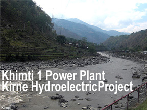 Khimti I Hydropower Project (60 MW)